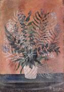 Fleurs (Henri Rousseau) - Muzeo.com