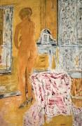 Grand nu jaune (Pierre Bonnard) - Muzeo.com