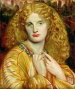 Hélène de Troie (Rossetti Dante Gabriel) - Muzeo.com