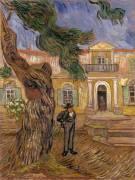 Hôpital Saint-Paul à Saint-Rémy-de-Provence (Van Gogh Vincent) - Muzeo.com