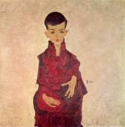 Herbert Rainer (Schiele Egon) - Muzeo.com