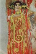 Hygie (Gustav Klimt) - Muzeo.com