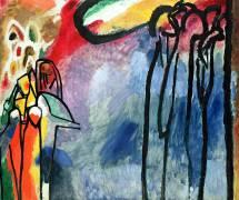 Improvisation No. 19 (Kandinsky Wassily) - Muzeo.com