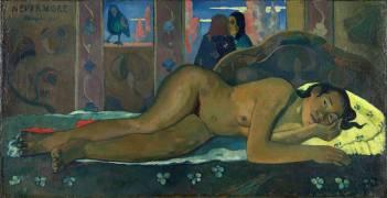 Jamais Plus (Gauguin Paul) - Muzeo.com