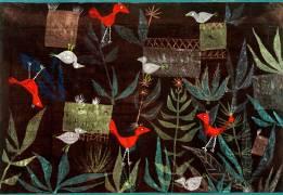 Jardin aux oiseaux (Klee Paul) - Muzeo.com