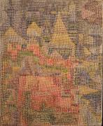 Jardin du château (Paul Klee) - Muzeo.com