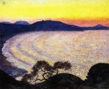 La Baie (Georges Lacombe) - Muzeo.com