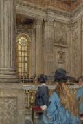La chapelle du château de Versailles (Edouard Vuillard ) - Muzeo.com