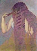 La Chevelure (Henri-Edmond Cross) - Muzeo.com