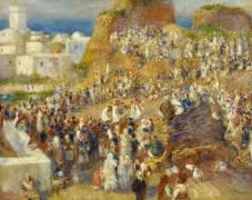 La Mosquée, fête arabe (Renoir Auguste) - Muzeo.com