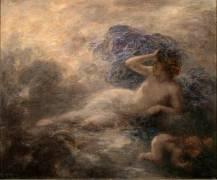 La Nuit (Henri Fantin-Latour) - Muzeo.com
