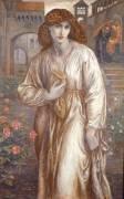 La Salutation (Dante Gabriel Rossetti) - Muzeo.com