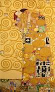 L'accomplissement (Klimt Gustav) - Muzeo.com
