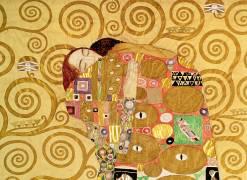 L'accomplissement (détail) (Klimt Gustav) - Muzeo.com