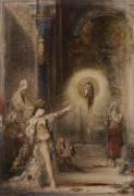 L'Apparition (Moreau Gustave) - Muzeo.com