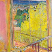 L'atelier au mimosa (Pierre Bonnard) - Muzeo.com