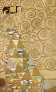 L'attente (Gustav Klimt) - Muzeo.com