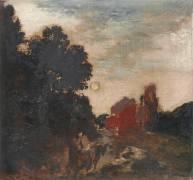 Le Bon samaritain (Moreau Gustave) - Muzeo.com