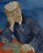 Le Docteur Paul Gachet (1828-1909) (Vincent Van Gogh) - Muzeo.com
