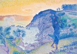 Le Pecheur Provencal (Henri-Edmond Cross) - Muzeo.com
