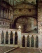 Le Pont des Soupirs (Le Sidaner Henri) - Muzeo.com