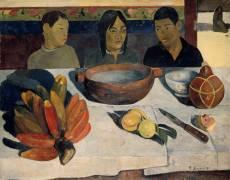 Le repas ou Les bananes (Gauguin Paul) - Muzeo.com