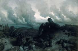 L'Enigme (Doré Gustave) - Muzeo.com