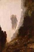 Les Anges de Sodome (Moreau Gustave) - Muzeo.com