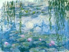 Les Nymphéas (Claude Monet) - Muzeo.com