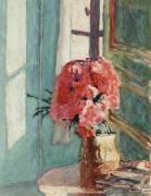 Les oeillets (Pierre Bonnard) - Muzeo.com