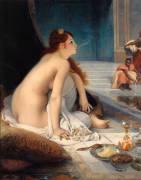 L'Esclave blanche (Lecomte du Noüy Jean Jules...) - Muzeo.com
