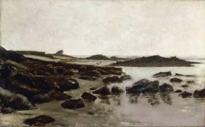Marée basse à Audresselles (Carolus-Duran) - Muzeo.com