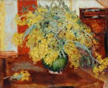 Mimosas (Pierre Bonnard) - Muzeo.com