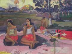 Nave Nave Moe (Printemps Sacré) (Gauguin Paul) - Muzeo.com