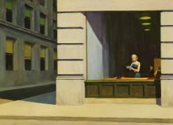 New York Office (Edward Hopper) - Muzeo.com