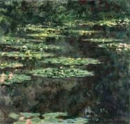 Nymphéas (Monet Claude) - Muzeo.com