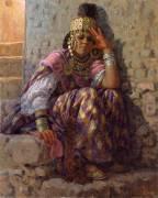Ouled Naïl (Etienne Dinet) - Muzeo.com