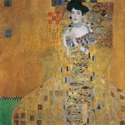 Portrait d'Adéle Bloch-Bauer (Gustav Klimt) - Muzeo.com