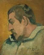Portrait de l'artiste, 1896 (Gauguin Paul) - Muzeo.com