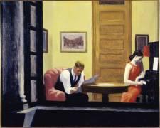 Rooms in New York (Edward Hopper) - Muzeo.com