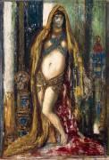 Salomé (Moreau Gustave) - Muzeo.com