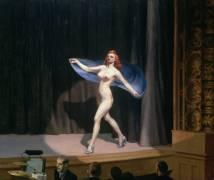 The Girlie Show (Hopper Edward) - Muzeo.com