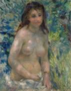Torse, effet de soleil (Auguste Renoir) - Muzeo.com