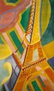 Tour Eiffel (Robert Delaunay) - Muzeo.com