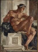 Ignudo (Carpeaux...) - Muzeo.com
