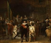 La ronde de nuit (Rembrandt Harmensz van Rijn) - Muzeo.com