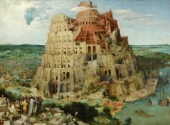 La Tour de Babel (Pieter Brueghel l'Ancien) - Muzeo.com