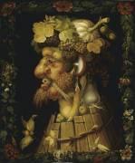 L'Automne (Giuseppe Arcimboldo) - Muzeo.com