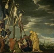 Le Calvaire (Paul Véronèse) - Muzeo.com