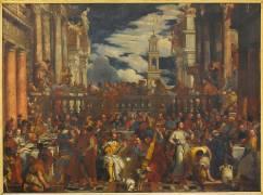 Les Noces de Cana (Anonyme) - Muzeo.com